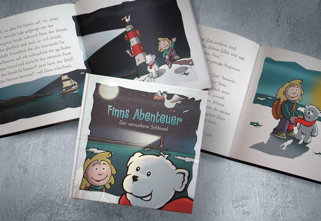 Finns-Abenteuer-Buchprojekt